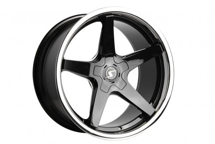 Schmidt Felgen 20 Zoll XS5 für Camaro Camaro MKV GMX-511/521, GlossBlack