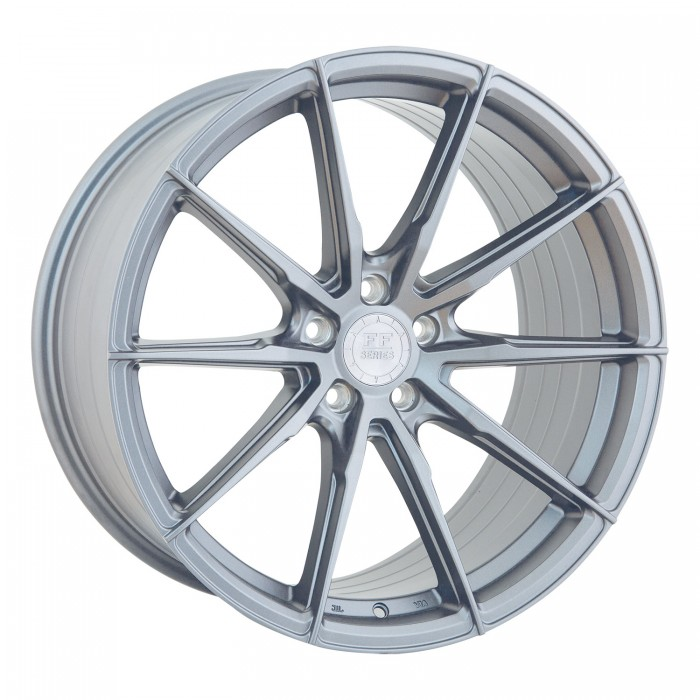 Elegance Wheels FF 440 Concave 9,0x20 5x114,3 ET38 Hyper Silber