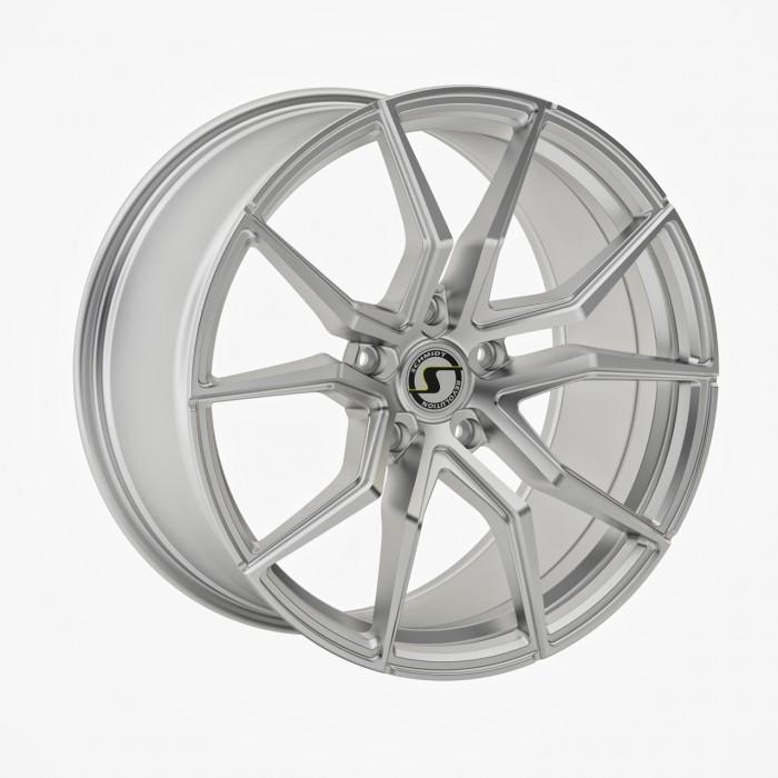Schmidt Felgen 21 Zoll Drago für BMW M M550d xDrive F10/F11, Highgloss Silber