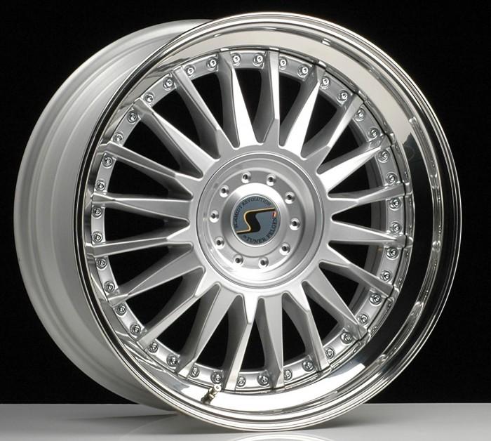 Schmidt Felgen 19 Zoll CC-Line für Audi A4 Typ B8, Highgloss Silber