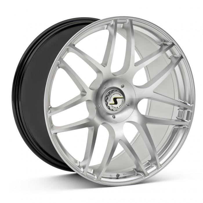 Schmidt Felgen 20 Zoll Gambit für Mercedes AMG E-Klasse W213 E63 AMG 4.0, Highgloss Silber
