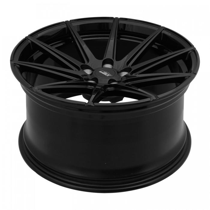 Elegance Wheels E 1 FF Deep Concave 10,5x21 5x114,3 ET45 Highgloss Black