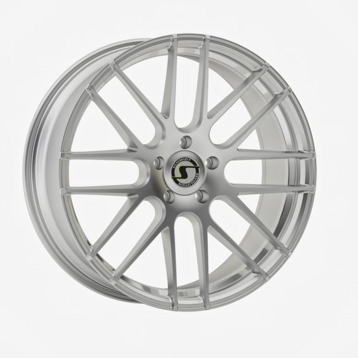 Schmidt Felgen 22 Zoll Shift für Audi RS6 Typ 4G/C7 V8, Highgloss Silber