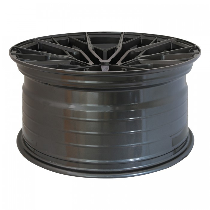 Elegance Wheels FF 330 Deep Concave 10,0x20 5x112 ET47 Glossy Gunmetal polish