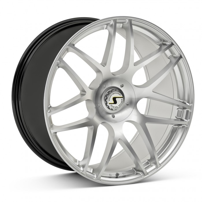 Schmidt Felgen 22 Zoll Gambit für BMW X5 MKIII F15, Highgloss Silber