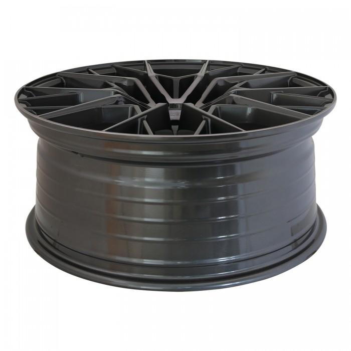 Elegance Wheels FF 330 Concave 8,5x20 5x114,3 ET45 Glossy Gunmetal polish