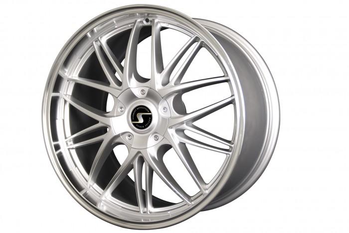 Schmidt Felgen 20 Zoll Gotham für BMW M M6 F12/F13, Highgloss Silber